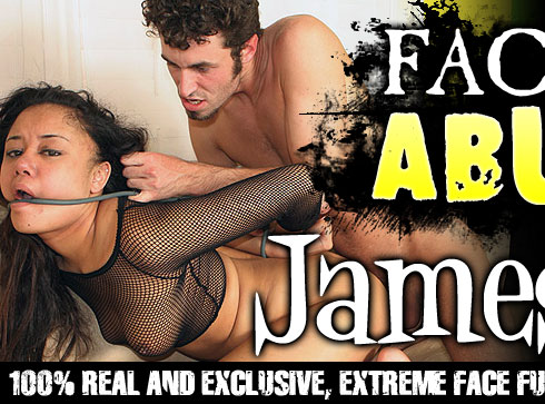 Facial Abuse James Deen Video